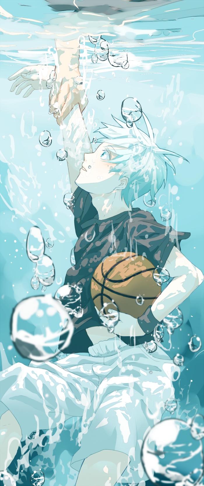 Kuroko Tetsuya Kuroko No Basuke Zerochan Anime Image Board