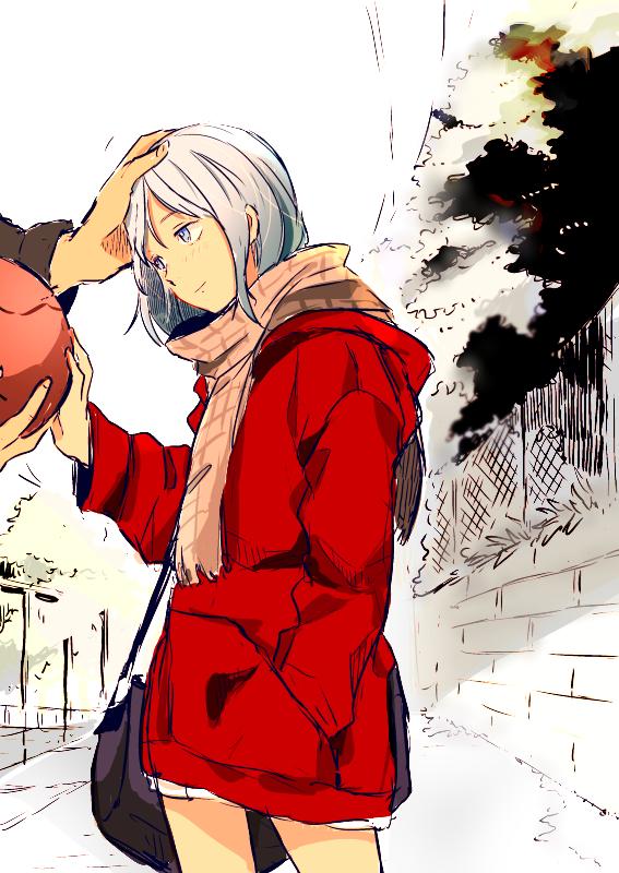 Tags: Anime, Pixiv Id 6604526, Kuroko no Basuke, Kuroko Tetsuya, Fanart From Pixiv, Mobile Wallpaper, Pixiv, Fanart