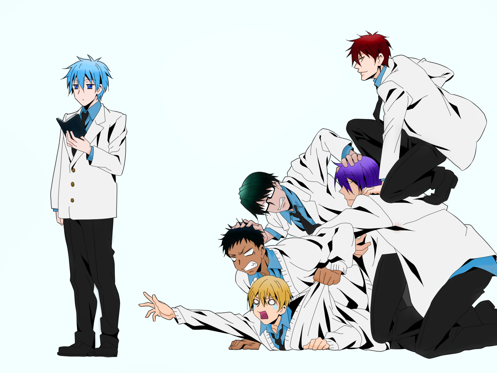 Favorites of Tensai-kun tagged Kuroko no Basket - Zerochan