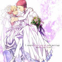 Akakuro wedding