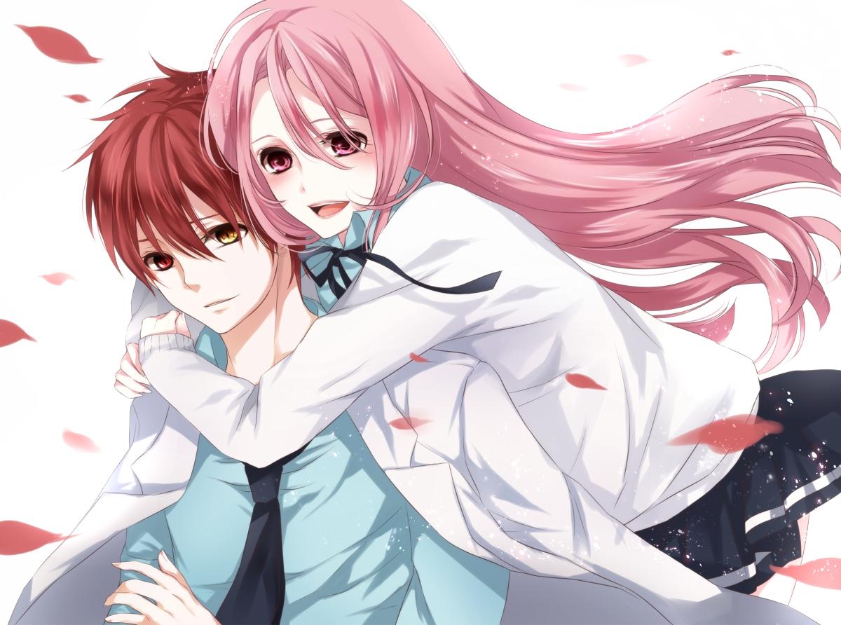 Kuroko and Momoi
