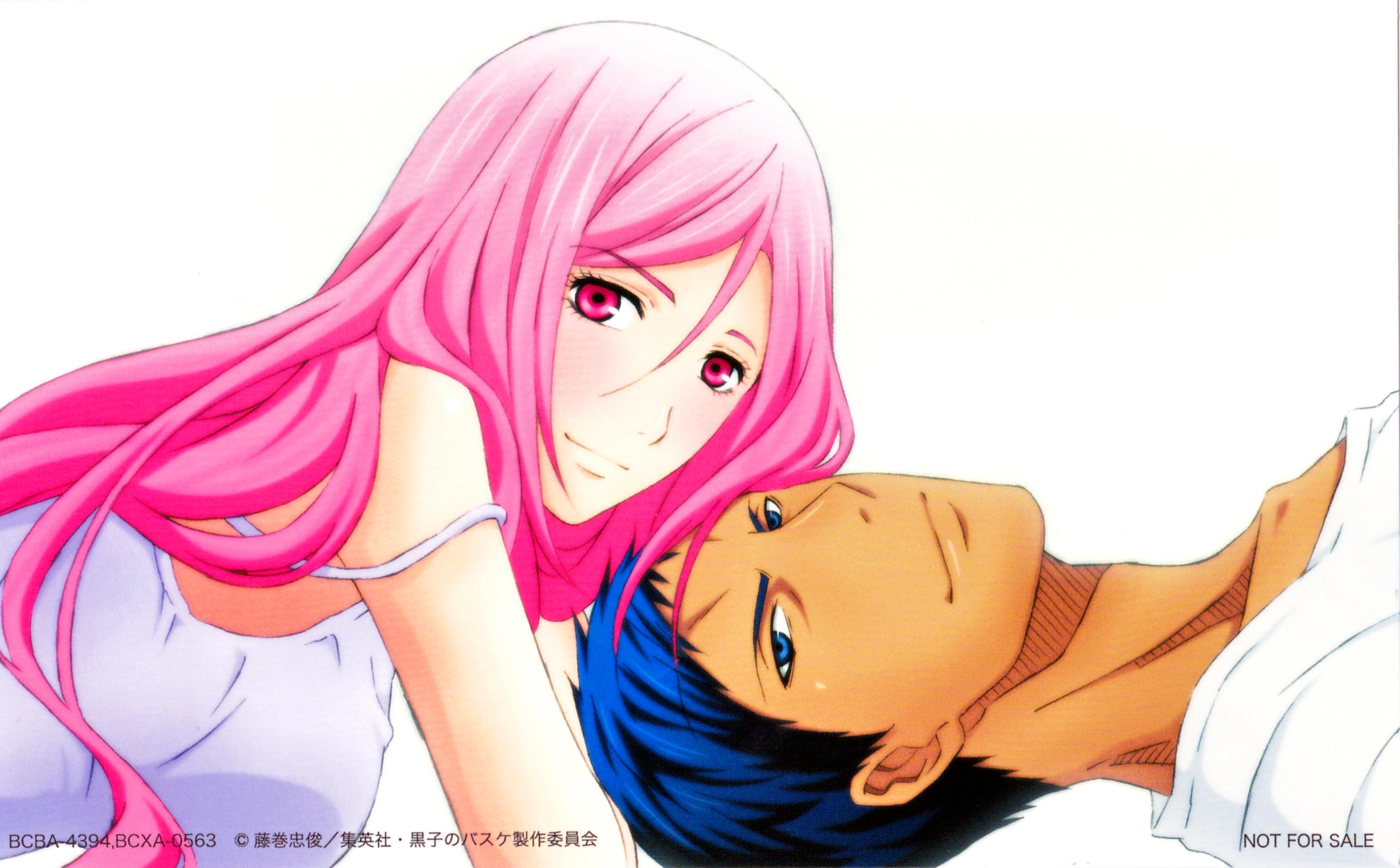 ... : Anime, Ki... Momoi Aomine