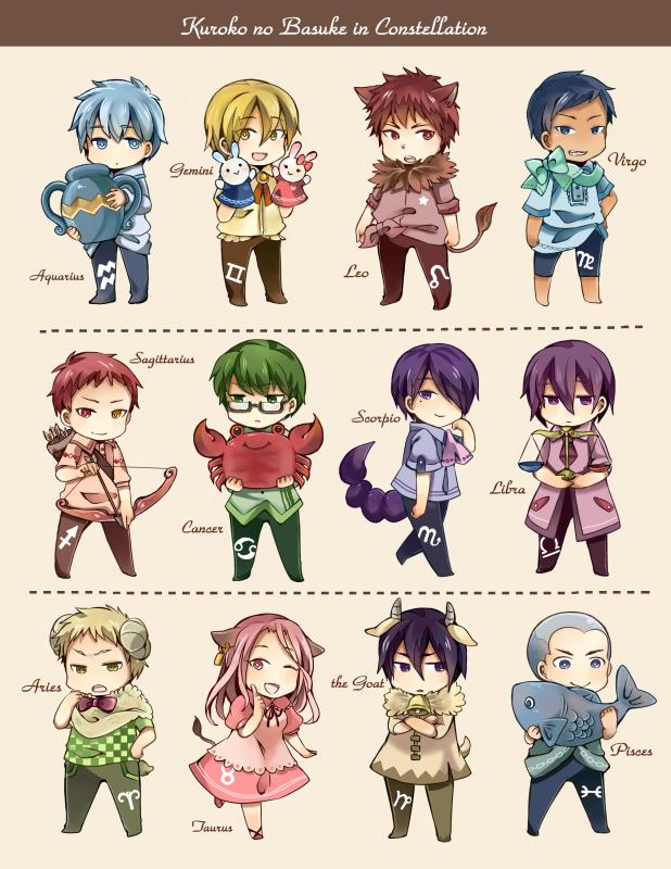 Anime Characters Leo Zodiac : Zodiac zerochan anime image board