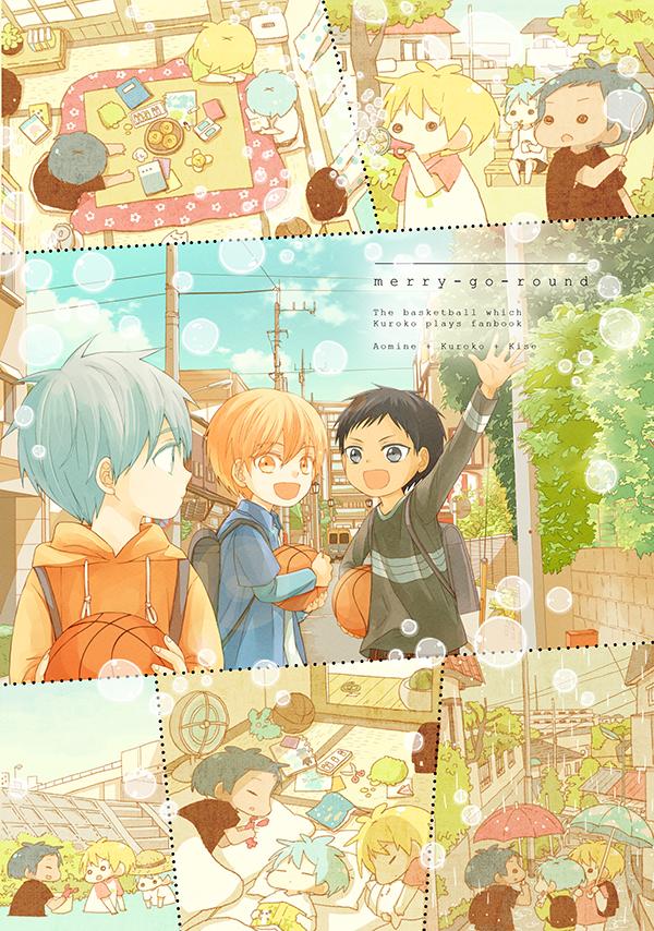 Tags: Anime, Dulki, Kuroko no Basuke, Aomine Daiki, Kuroko Tetsuya, Kise Ryouta, Blowing, Mobile Wallpaper, Pixiv, Kuroko's Basketball