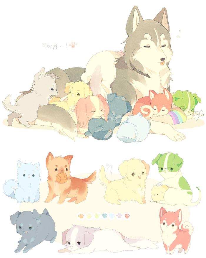 Simple Kuroko No Basuke Anime Adorable Dog - Kuroko  Pic_924024  .jpg