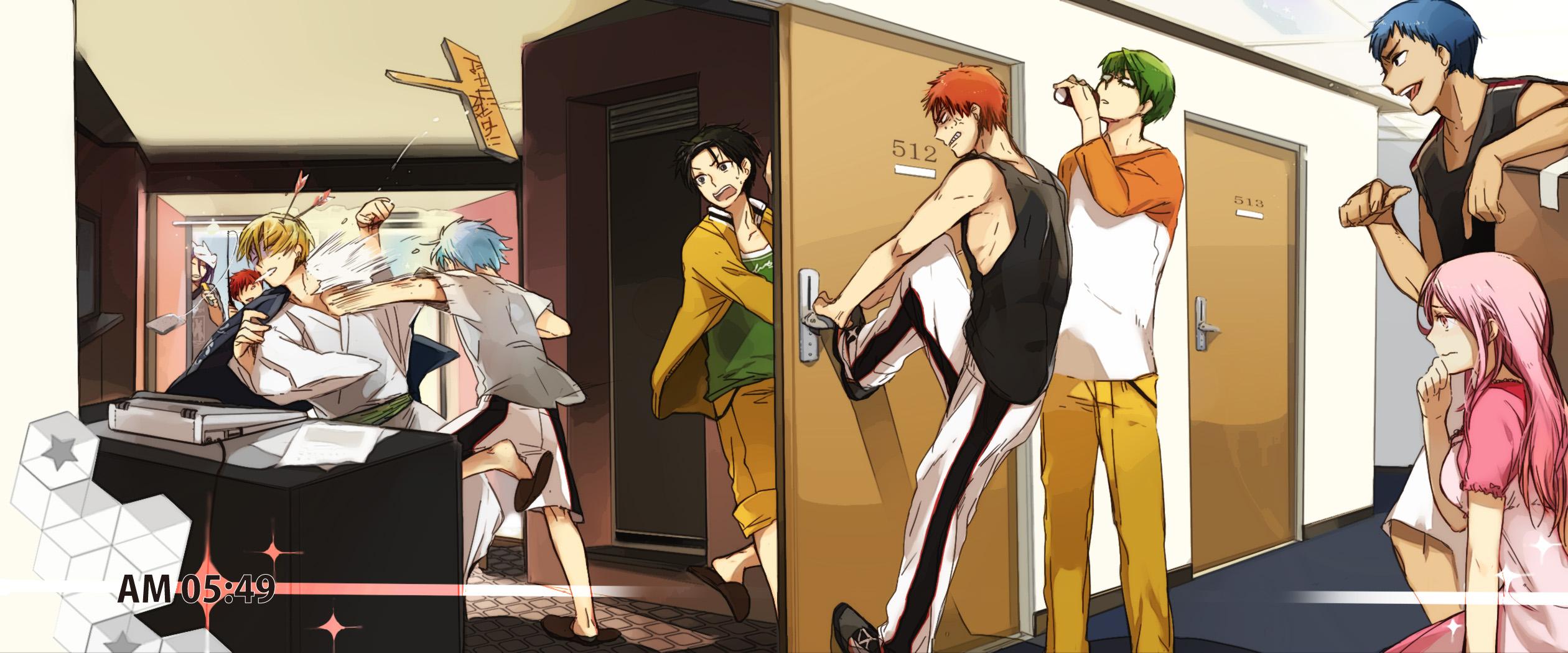 Kuroko no basuke kurokos basketball zerochan anime image board kuroko no basuke download kuroko no basuke image voltagebd Images