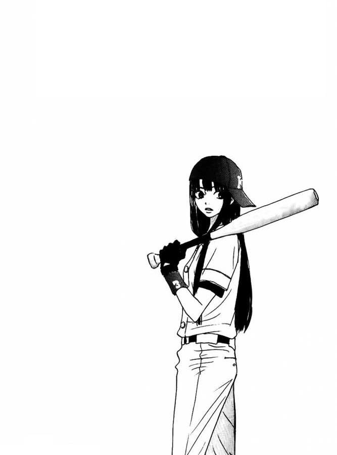 Tags: Anime, Shiina Karuho, Kimi ni Todoke, Kuronuma Sawako, Baseball, Manga Page, Scan