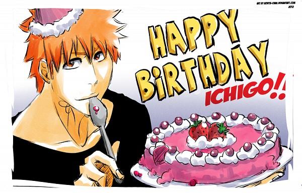 Bleach — Birthday Cakes