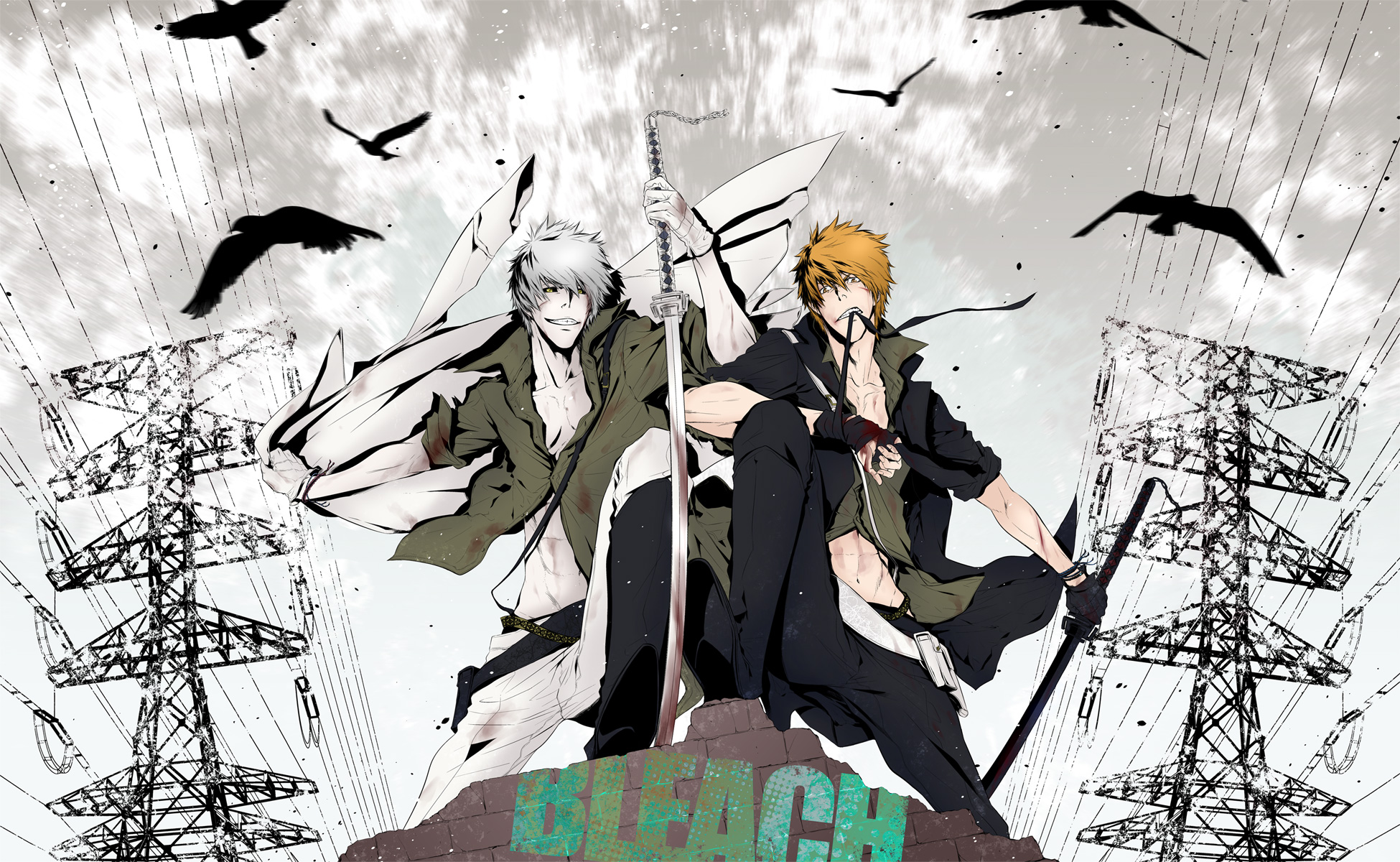 Hollow Ichigo Wallpaper Zerochan Anime Image Board