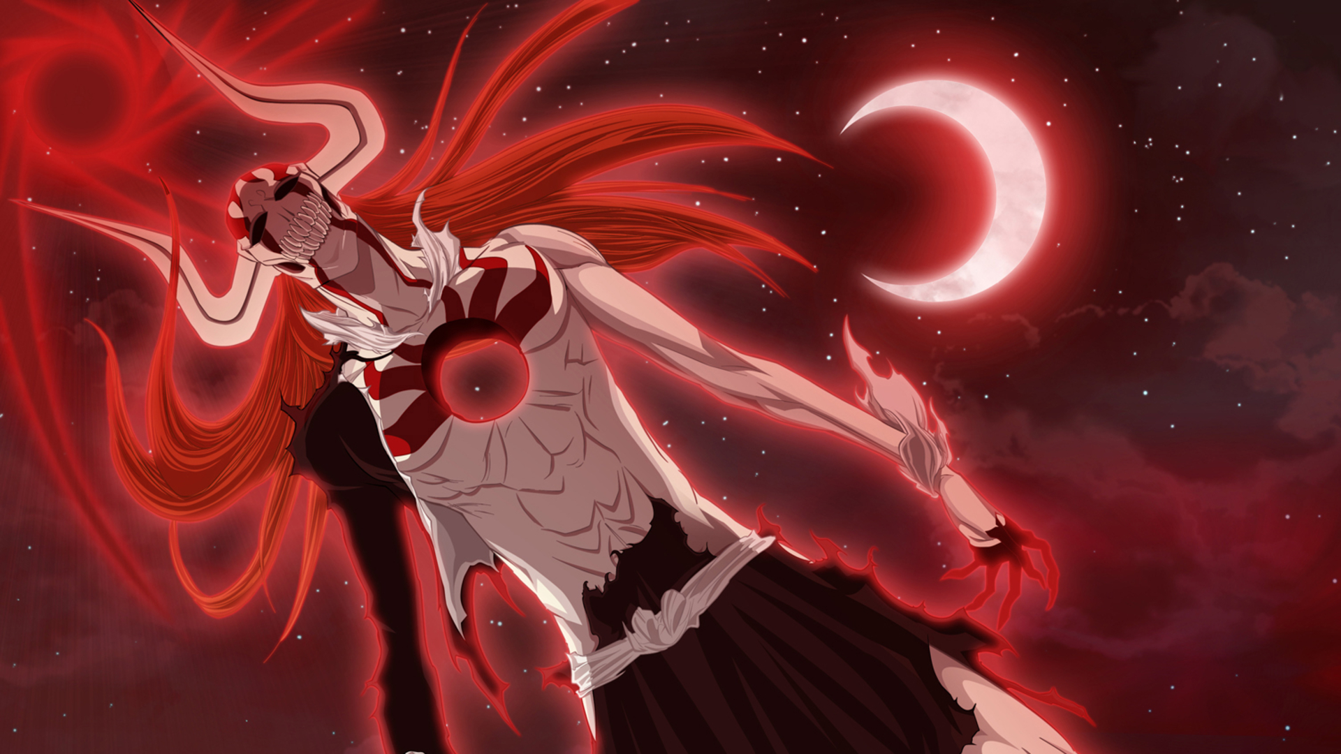 Tags Anime BLEACH Kurosaki Ichigo Hollow Mask HD Wallpaper Facebook