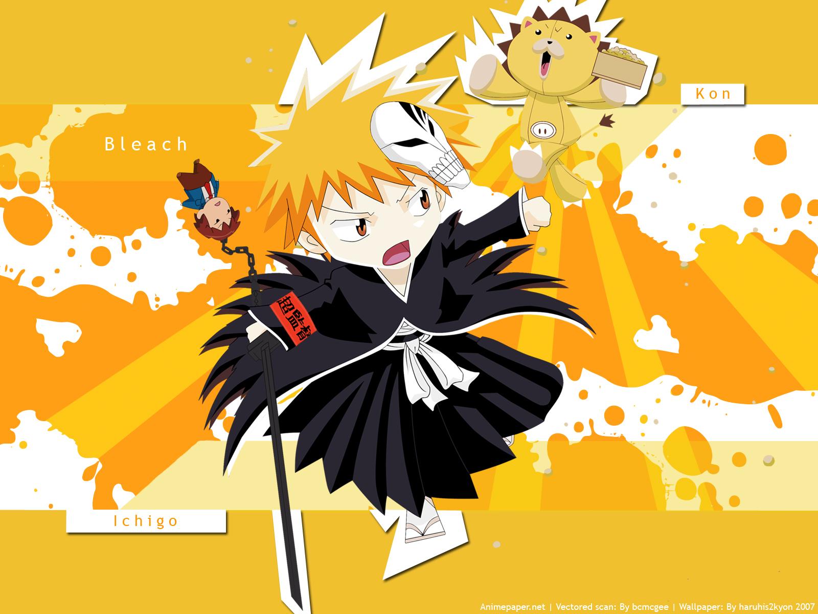 Kurosaki Ichigo Ichigo Kurosaki Bleach Wallpaper 544054 Zerochan Anime Image Board