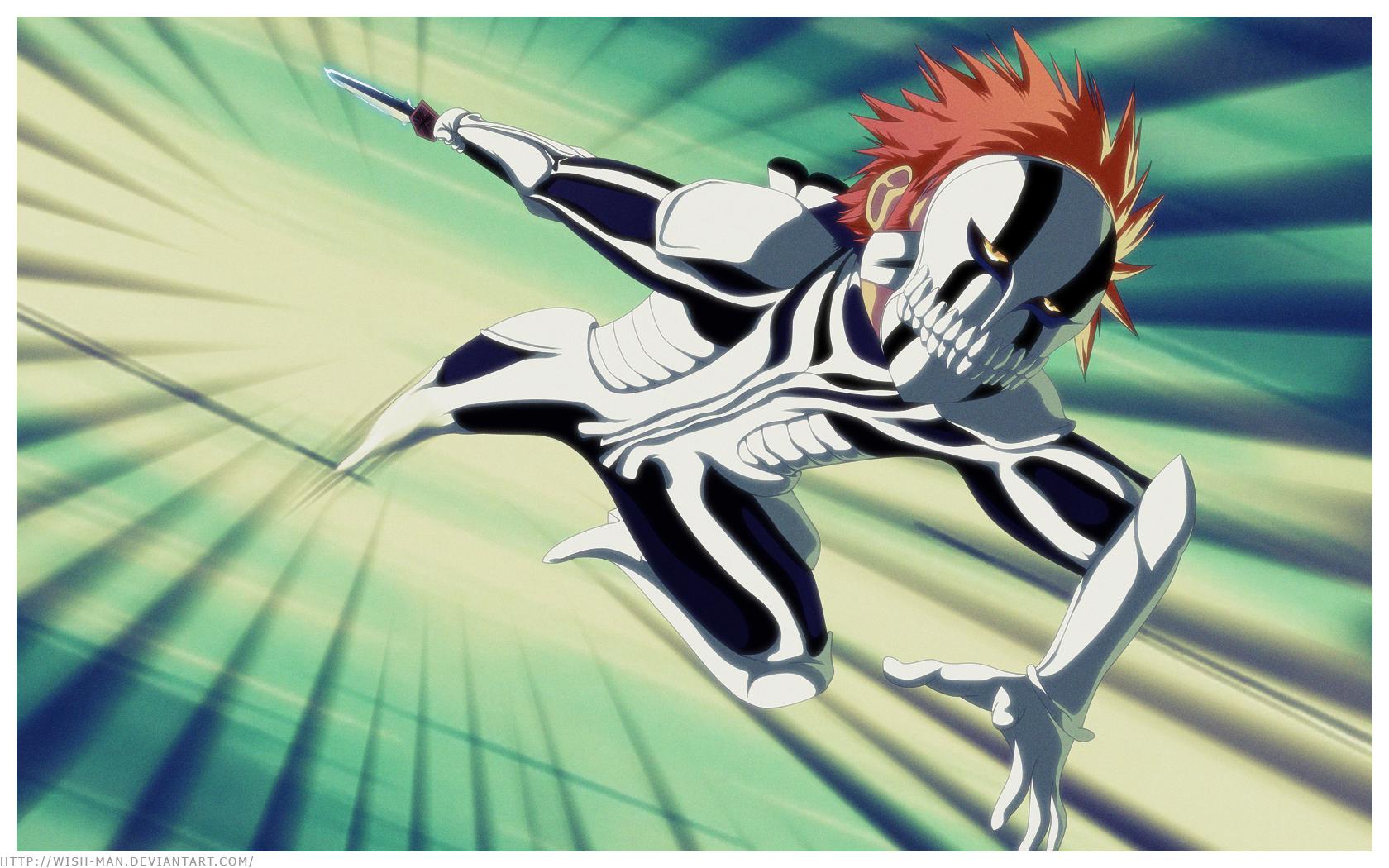 Tags Anime Wish Man BLEACH Kurosaki Ichigo Hollow