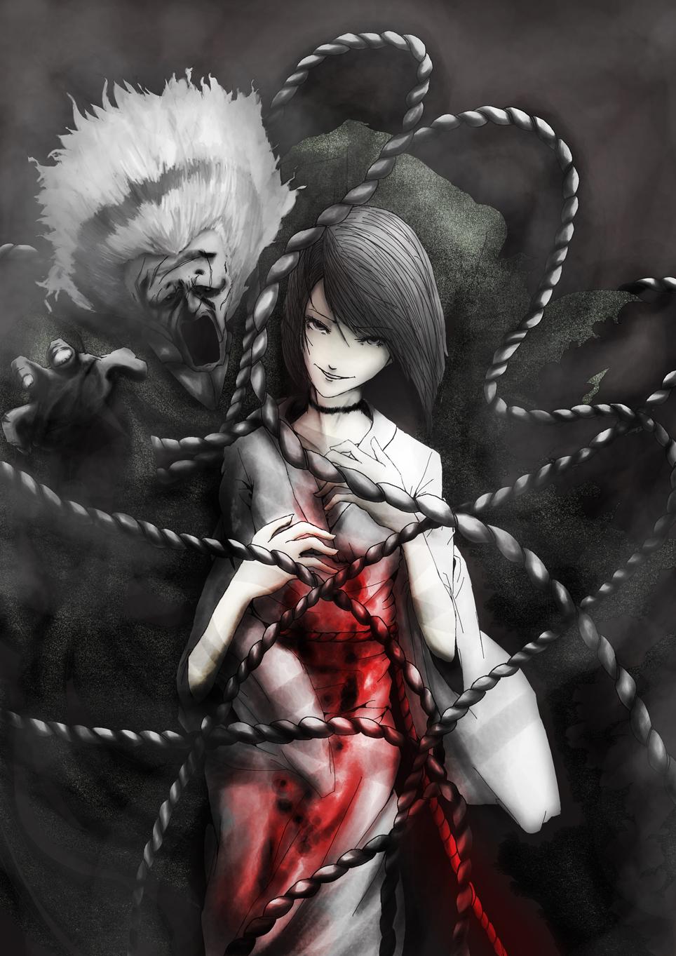 Fatal Frame II - Zerochan Anime Image Board
