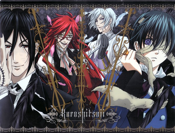 Tags: Anime, A-1 Pictures, Kuroshitsuji, Ciel Phantomhive, Ash Landers, Sebastian Michaelis, Angela/Ash