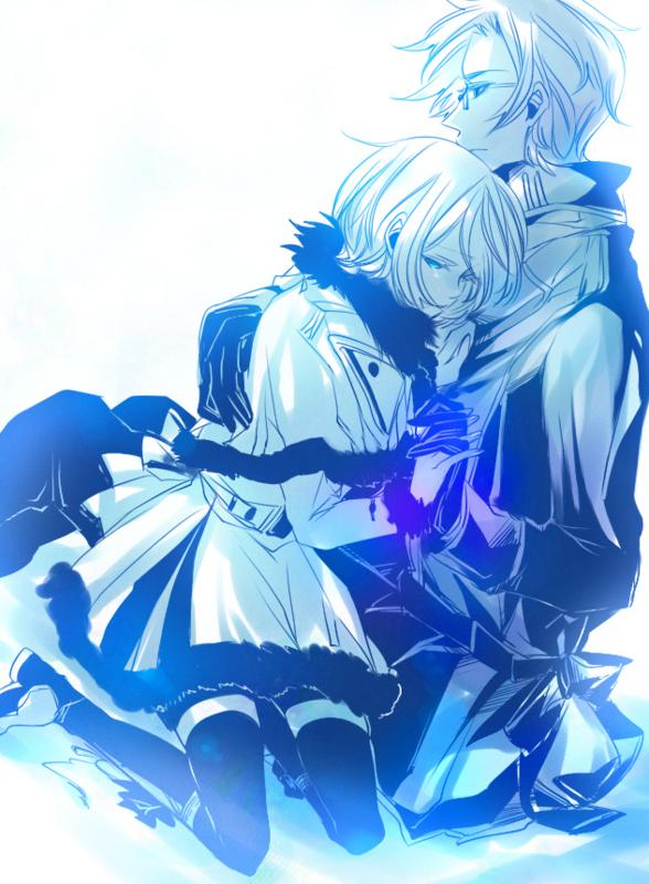 Tags: Anime, Yamada Ako, Kuroshitsuji, Kuroshitsuji II, Alois Trancy, Claude Faustus, Black Butler 2