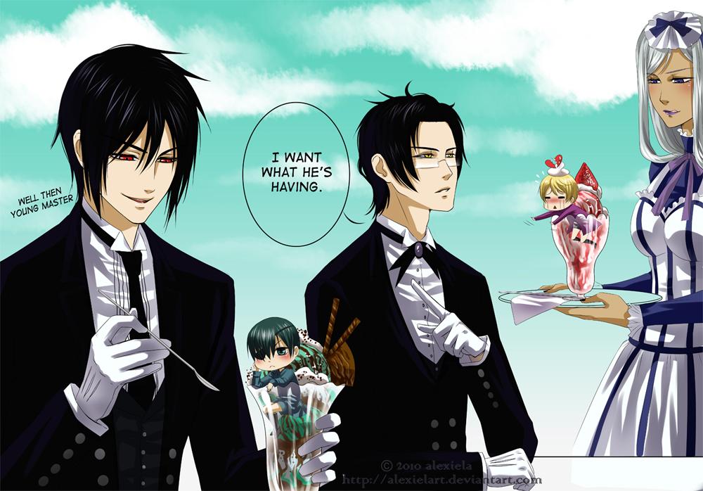 Black Butler 2 Download Kuroshitsuji II Image