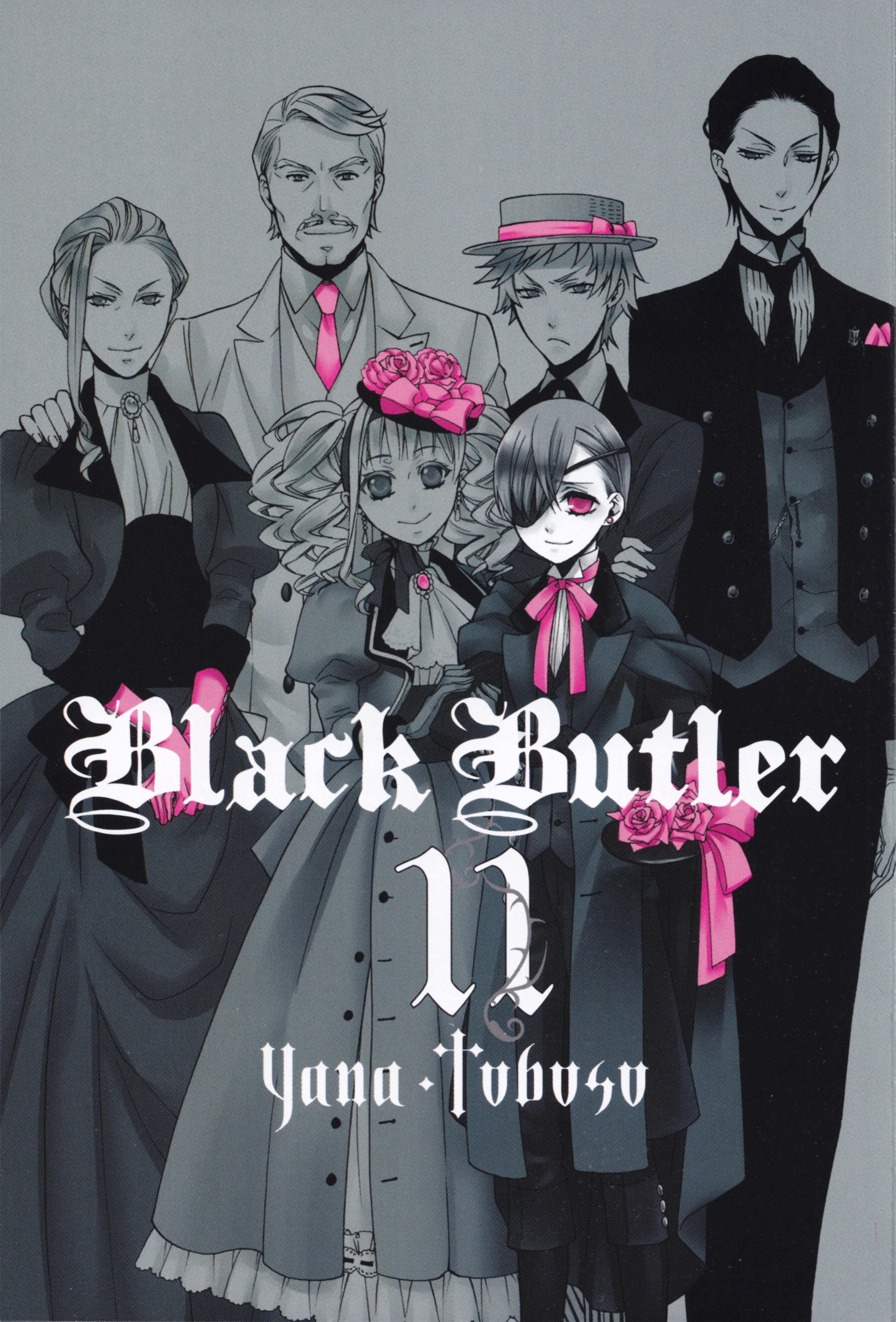 Kuroshitsuji Black Butler Toboso Yana Mobile Wallpaper