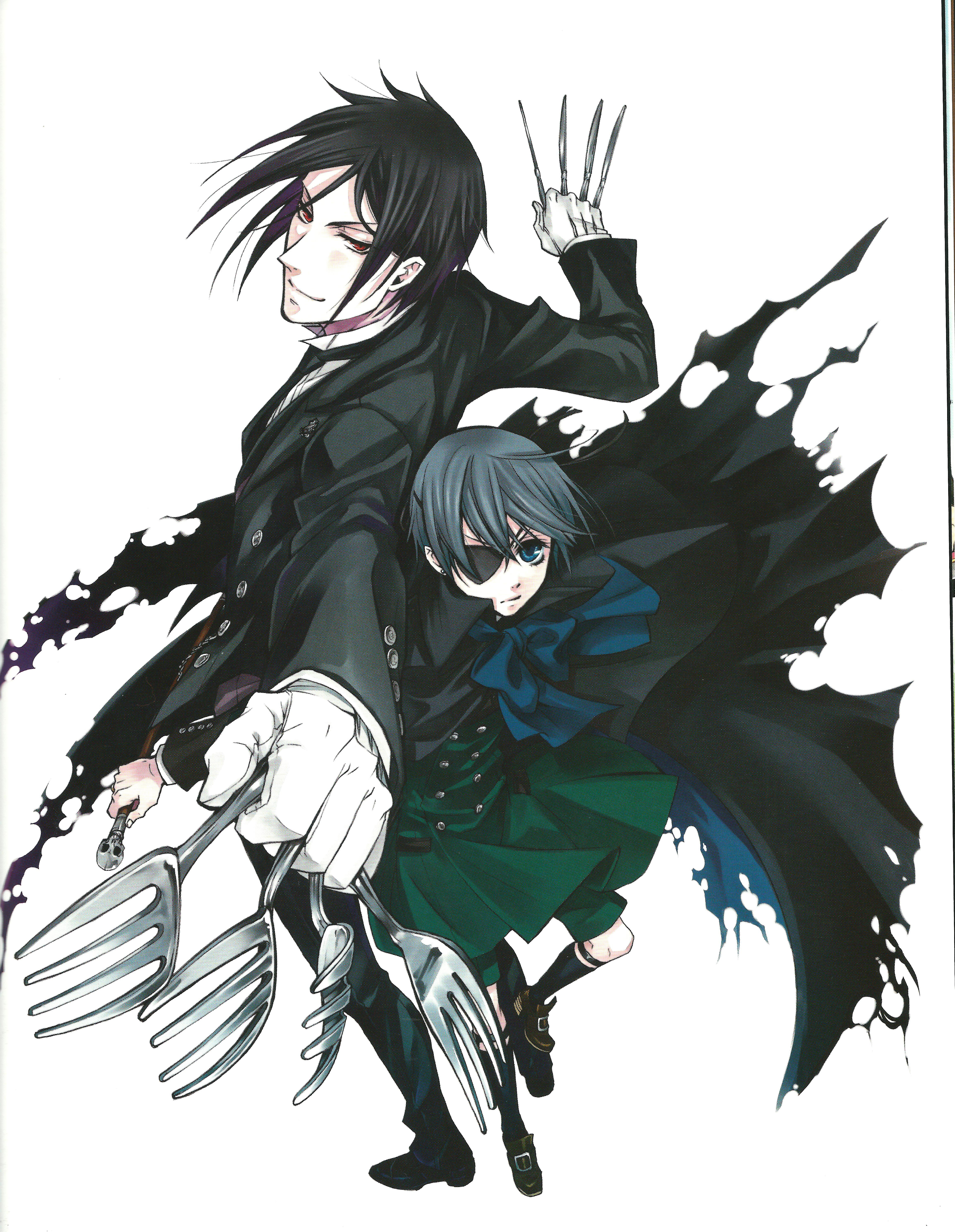 Black Butler Vol 1 Black Butler 1 By Yana Toboso