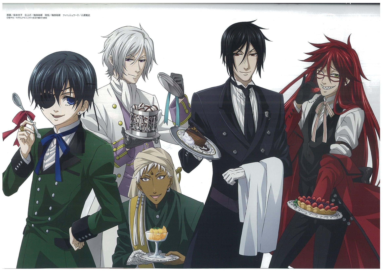 angelaash kuroshitsuji zerochan anime image board
