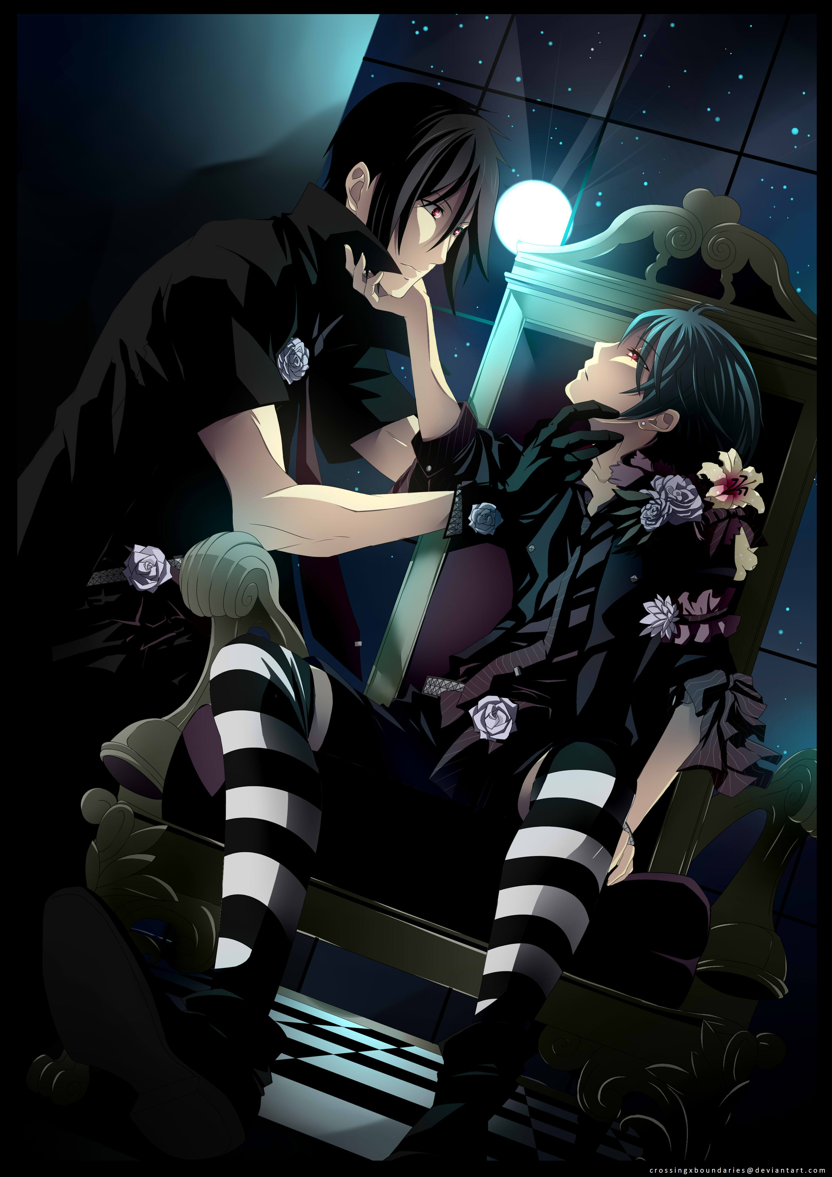 Unduh 7000 Wallpaper Black Butler HD