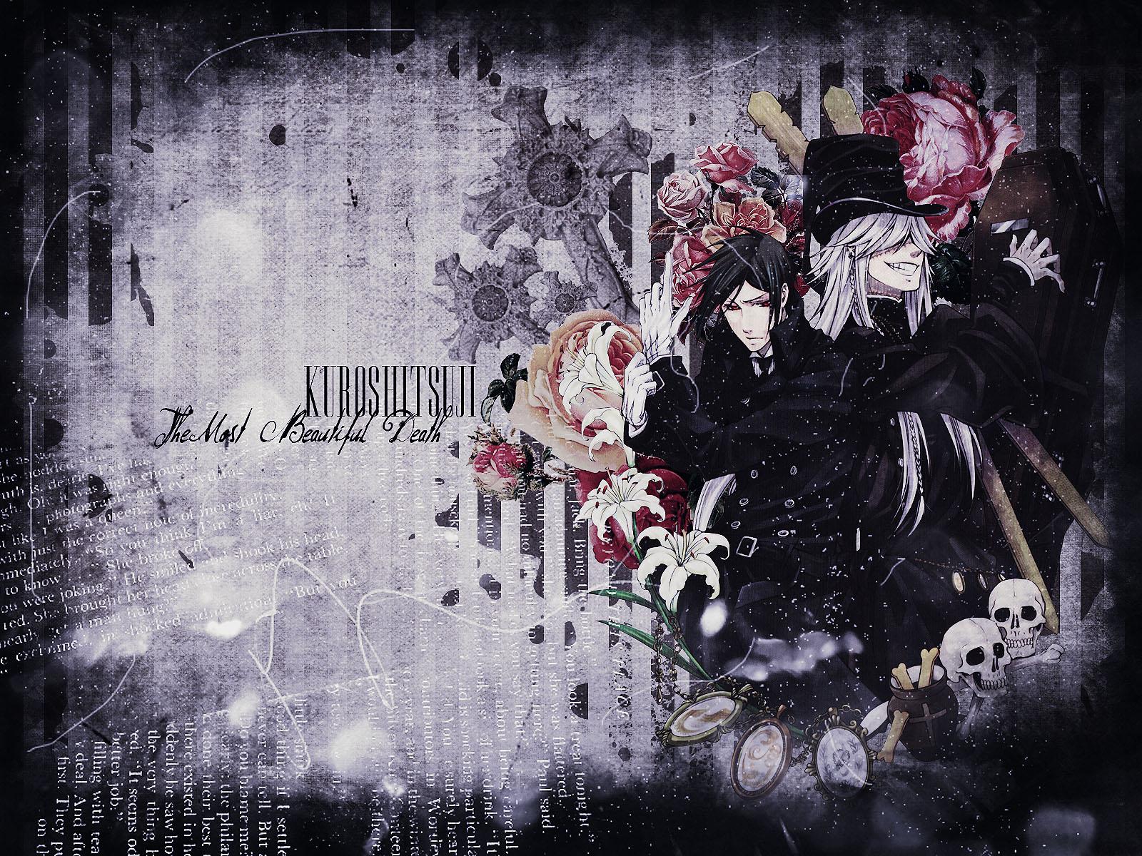 Kuroshitsuji (Black Butler) - Toboso Yana - Wallpaper ...  Kuroshitsuji (B...
