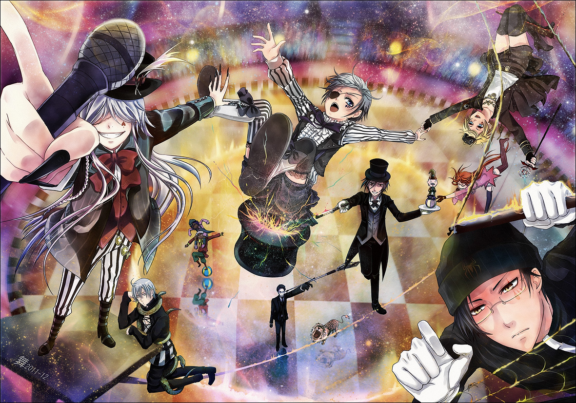 Circus zerochan anime image board - Circus joker wallpaper ...