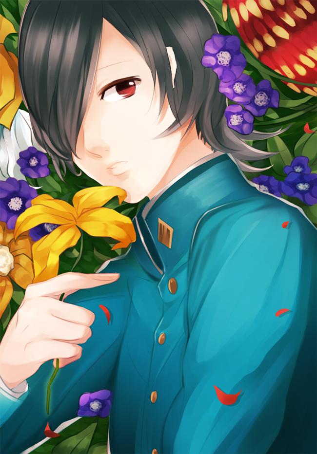 Tags: Anime, Slee, SHIN MEGAMI TENSEI: PERSONA 2, Kurosu Jun, Pixiv, Fanart