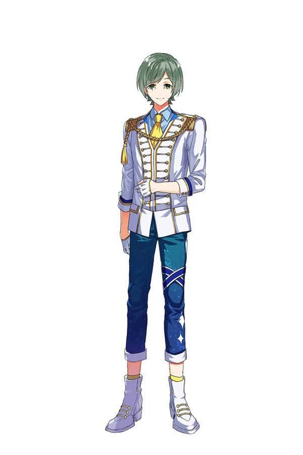 Tags: Anime, Ebira, Readyyy!, Kurumizawa Takumi, Official Art