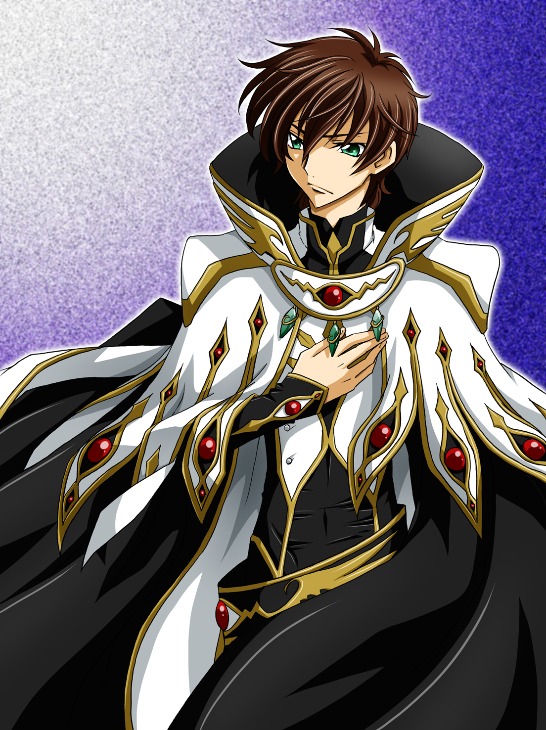 code geass lelouch and suzaku relationship test