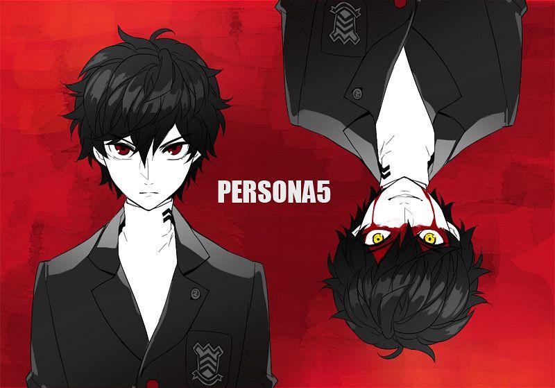 Persona 5 Anime Characters : Kurusu akira zerochan