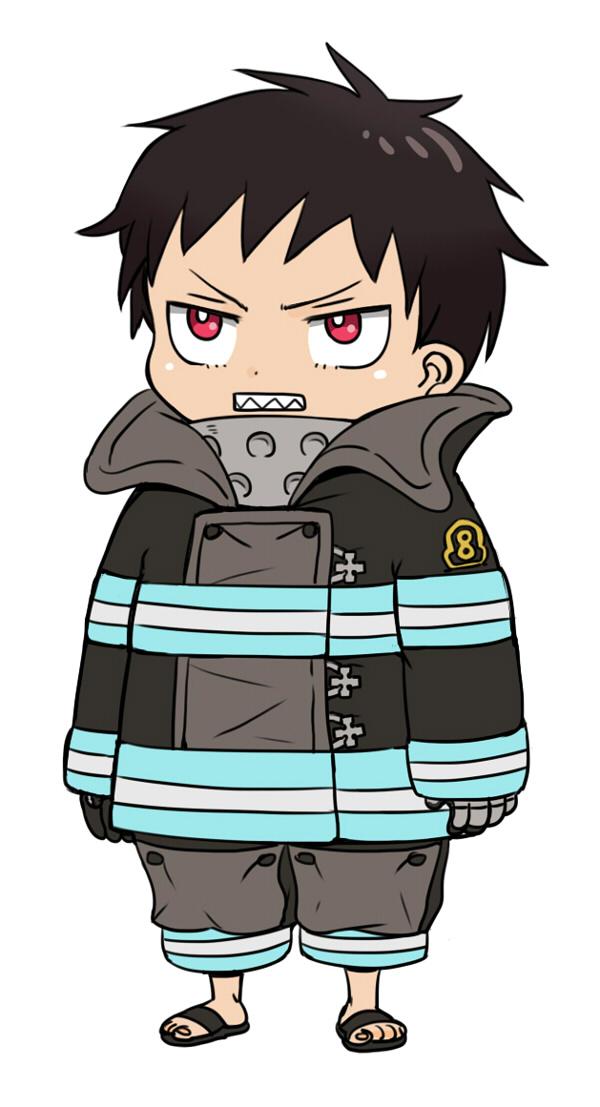 Tags: Anime, Pixiv Id 1557090, Enen no Shouboutai, Kusakabe Shinra
