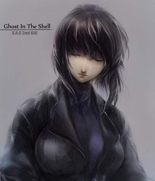 Tags: Anime, KzcJimmy, Koukaku Kidoutai GHOST IN THE SHELL, Kusanagi Motoko