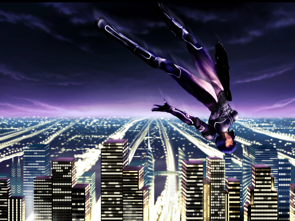 Koukaku Kidoutai Ghost In The Shell Wallpaper Zerochan Anime Image Board