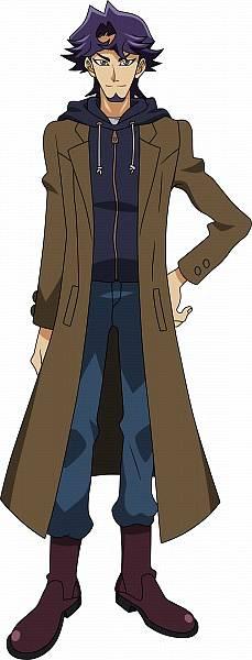 Kusanagi Shouichi