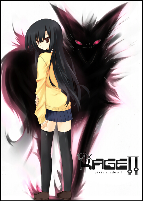 Tags: Anime, Kuwashima Rein, Pixkage, Pixiv Shadow, Pixiv, Mobile Wallpaper, Original