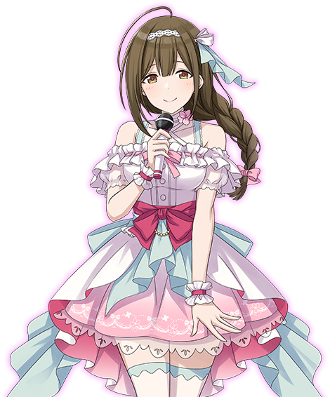 Tags: Anime, Bandai Namco Entertainment, The iDOLM@STER: Shiny Colors, Kuwayama Chiyuki, Official Art, Cover Image, Artist Request