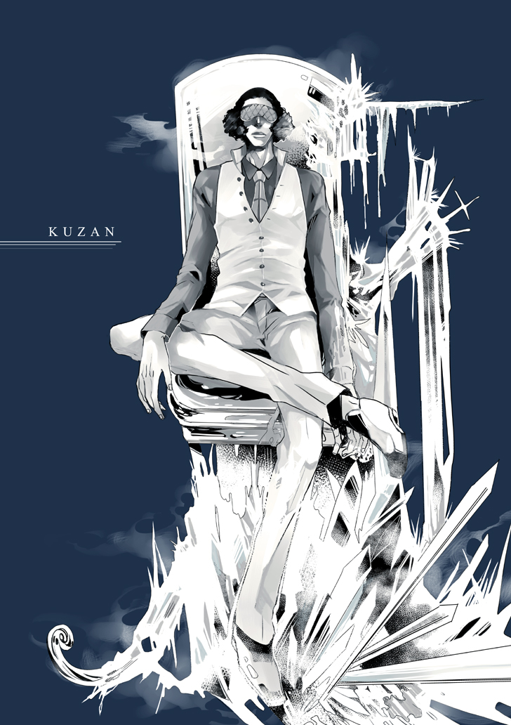 Kuzan One Piece Zerochan Anime Image Board