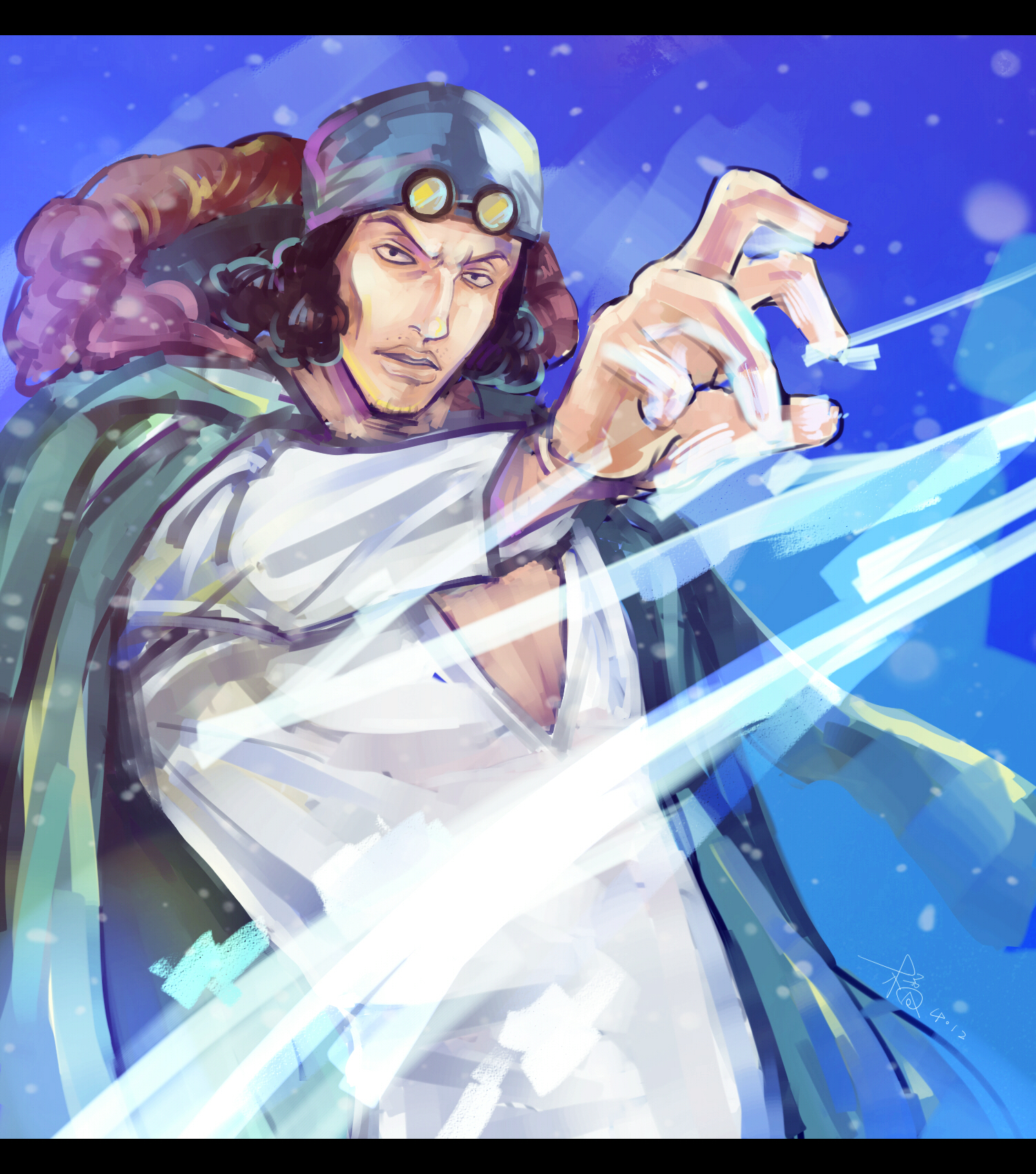 Kuzan (ONE PIECE) - Zerochan Anime Image Board