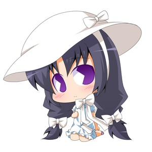 Tags: Anime, Suntail, Ookamikakushi, Kuzumi Mana, Pixiv