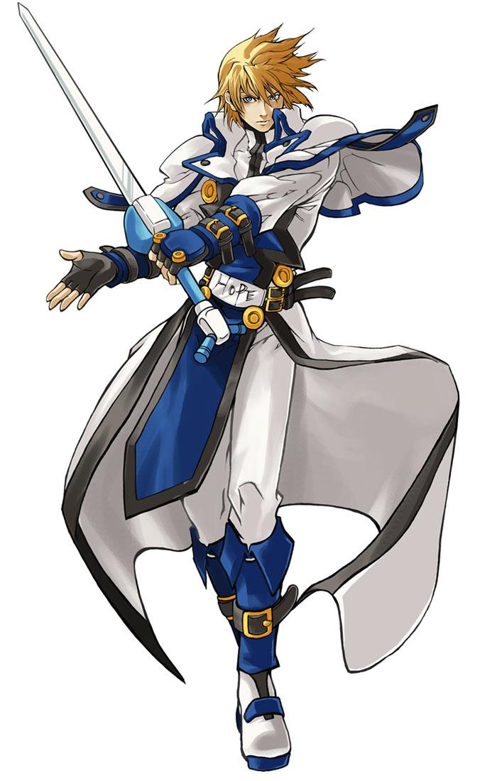 Ky Kiske - GUILTY GEAR - Image #1066937 - Zerochan Anime