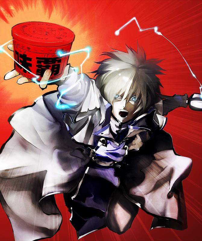 Tags: Anime, Banpai Akira, GUILTY GEAR, Ky Kiske, Pixiv