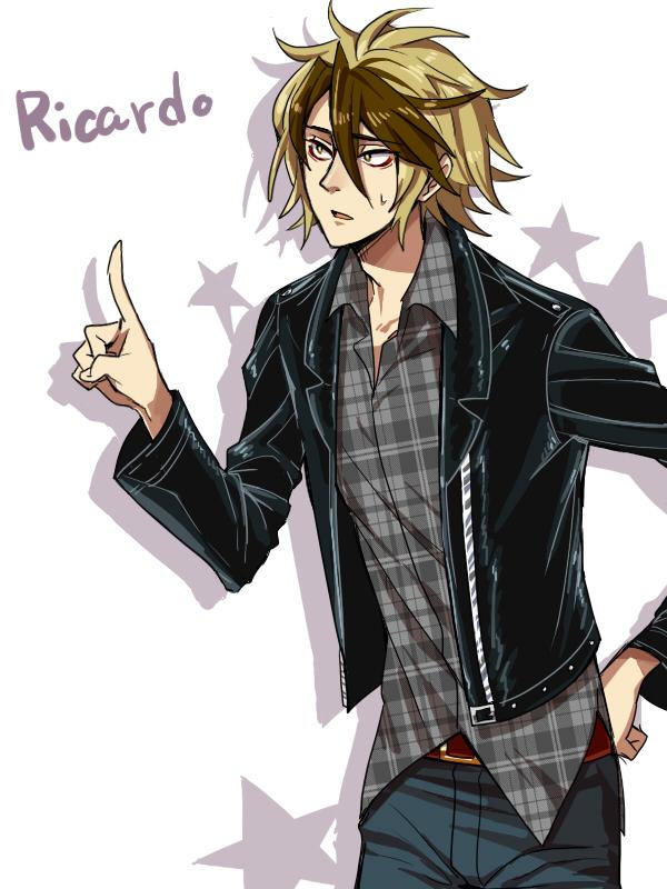 Anime Characters Jacket : Kyle doubutsu no mori image zerochan anime