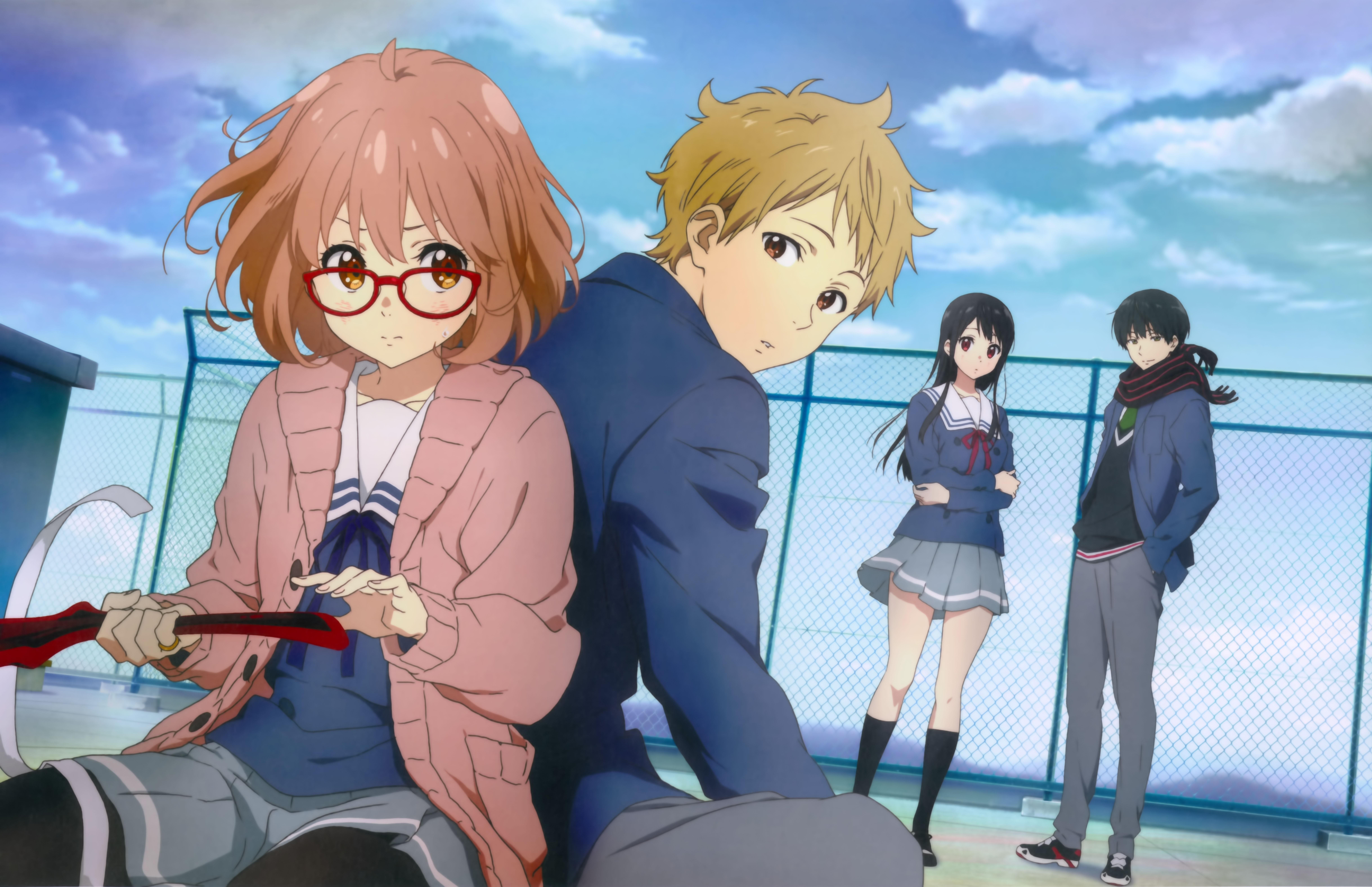 100 Photos of Anime Kanata