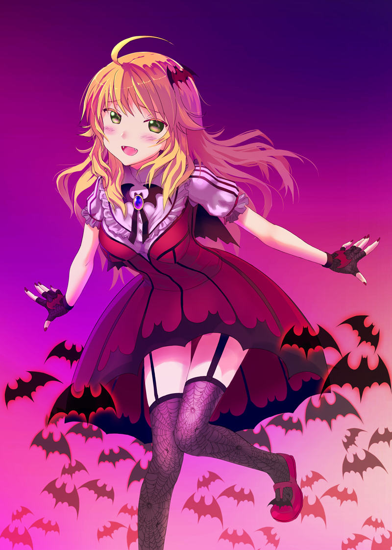 Vampire girl image
