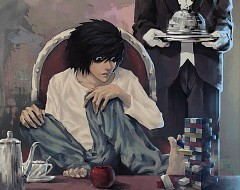[manga/anime] Death note L.Lawliet.240.1153605