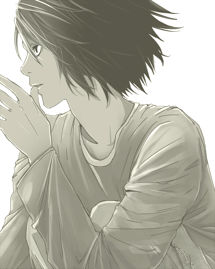death note characters l - photo #15