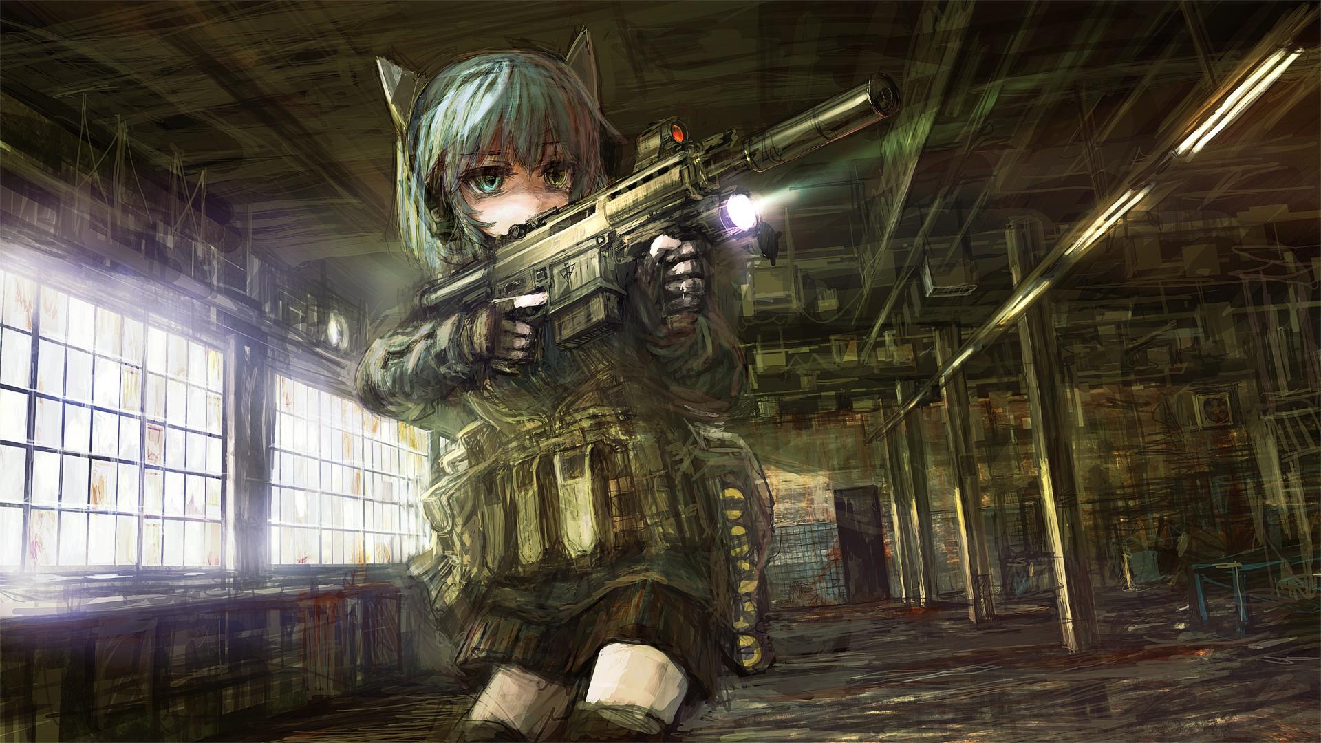 LM7 HD Wallpaper 1174853  Zerochan Anime Image Board