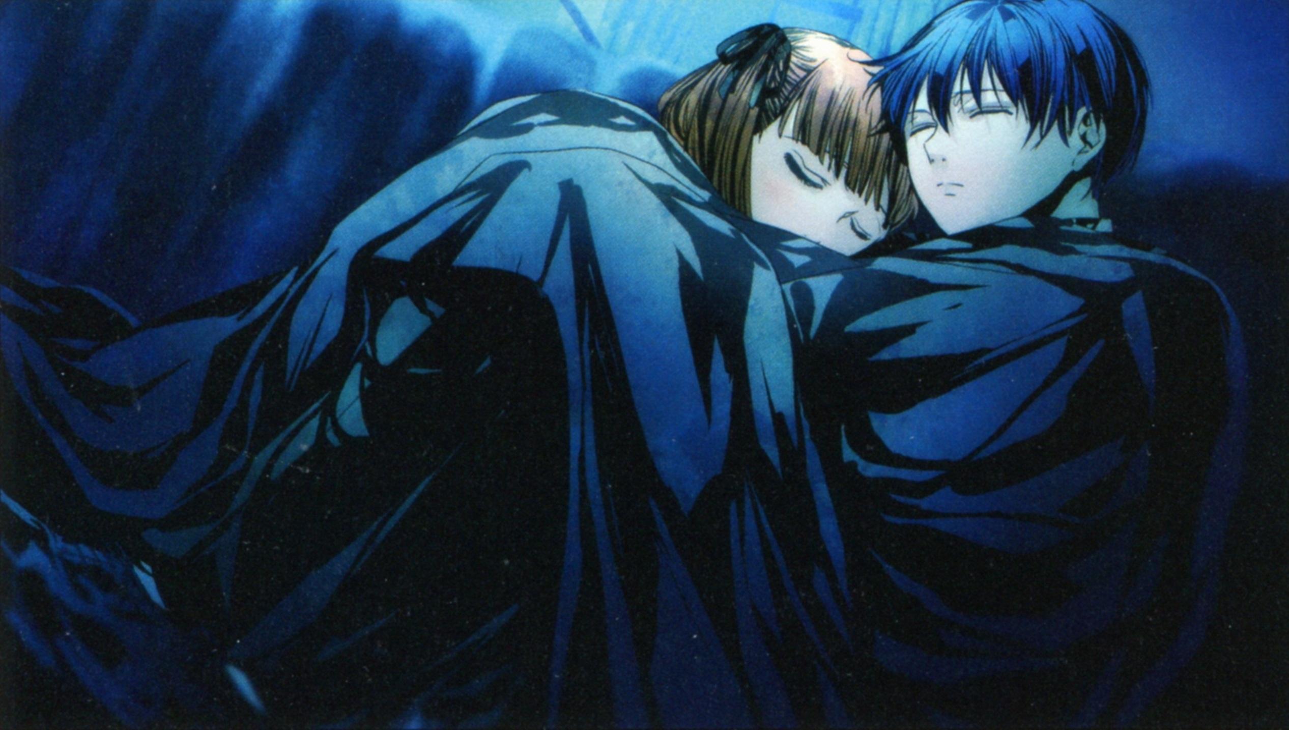 Сентября открытка, картинки аниме спокойной ночи сладких снов