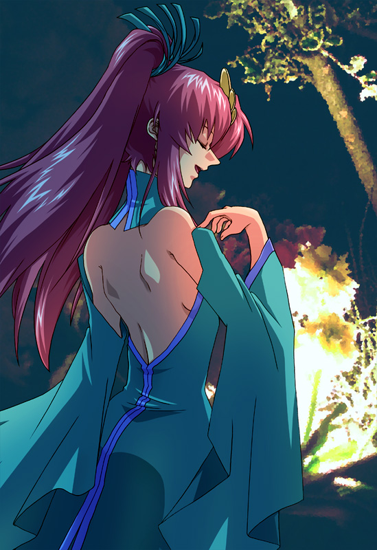 Tags: Anime, Mobile Suit Gundam SEED, Mobile Suit Gundam SEED Destiny, Lacus Clyne