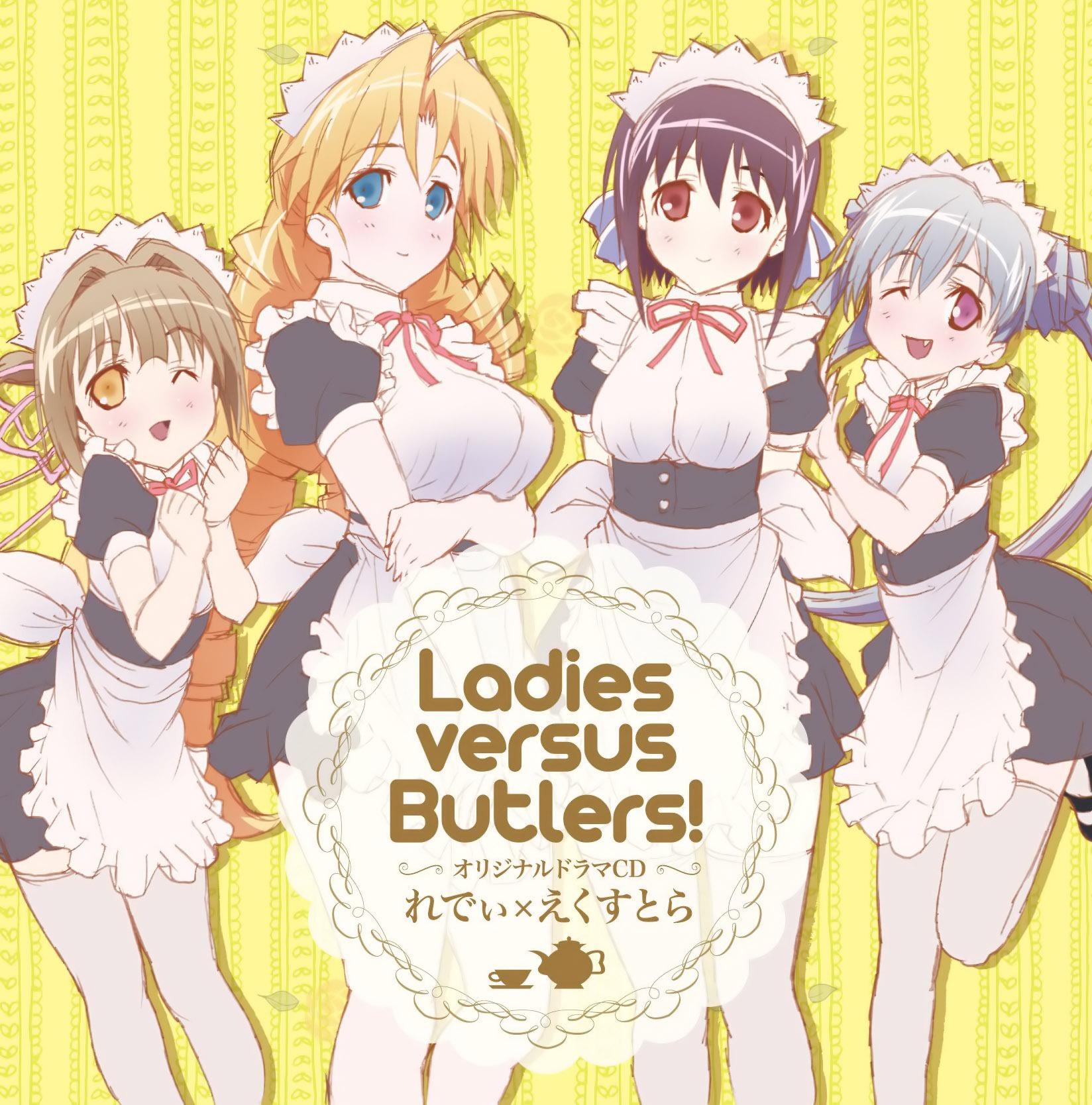 Versus butlers ladies Ladies versus